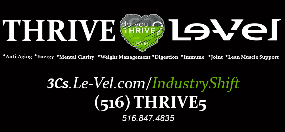 Thrive Le Vel Is Exhibiting At Las Vegas Largest Mixer Largest