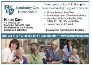 Continuity Care Home Nurses