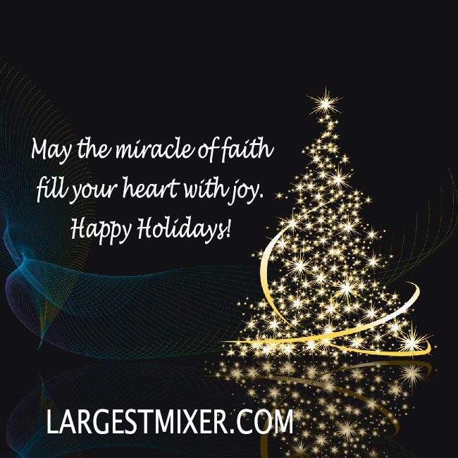 Networking Tip: May the Miracle of Faith Fill Your Heart With Joy ...
