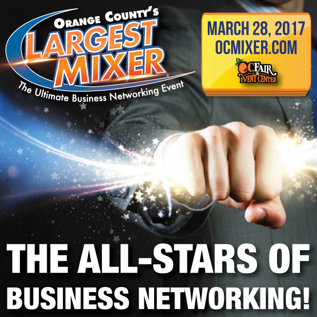 Network with Orange County's Top Chambers and Business Groups