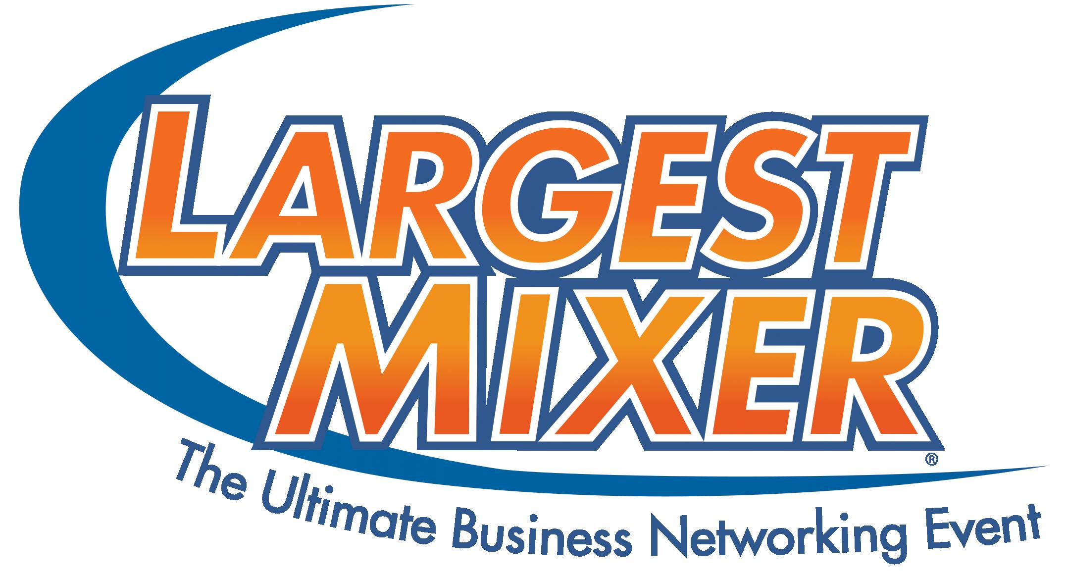 Largest Mixer Logo