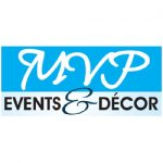 Customize your next event with MVP Events & Decor!