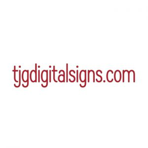TJG Offers Digital Signage and More!
