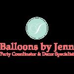 Balloons By Jenn Logo