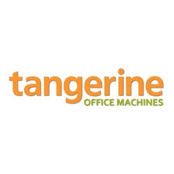 Tangerine Office Machines – your one stop for office systems!
