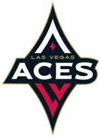 Las Vegas Aces are dribbling their way to Las Vegas' Largest Mixer!