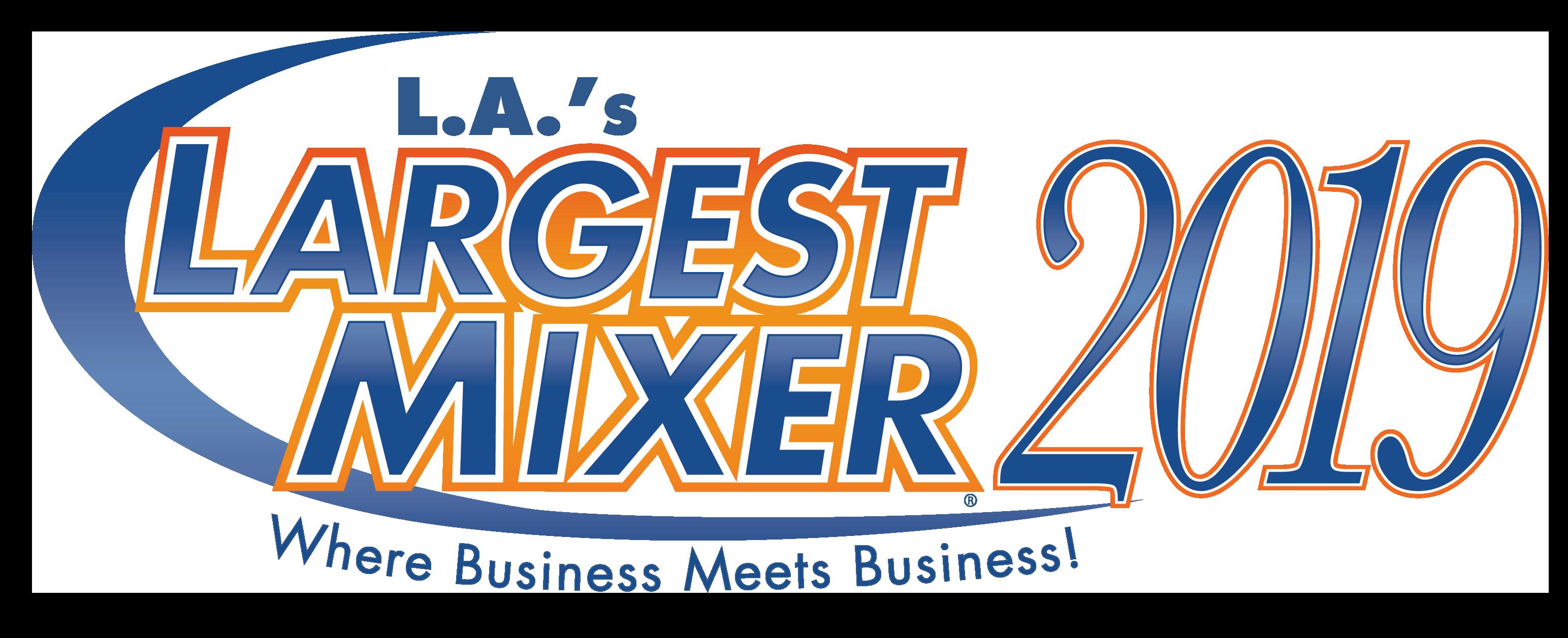 Los Angeles Past Exhibitors - Largest Mixer
