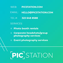 Pic Station is your one-stop-shop for event photo needs!