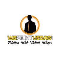We Print Vegas AND we print in-house!